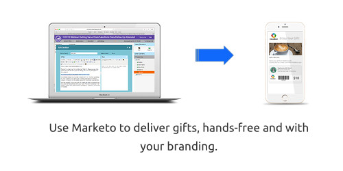 Use Marketo To Send Instant Gifts Hands Free