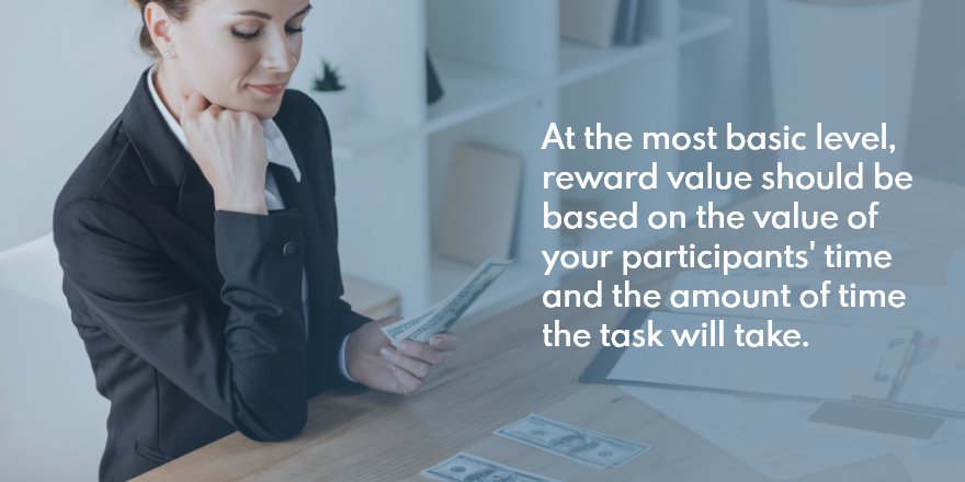 Set the Right Digital Reward Value for Your Survey and Marketing Programs