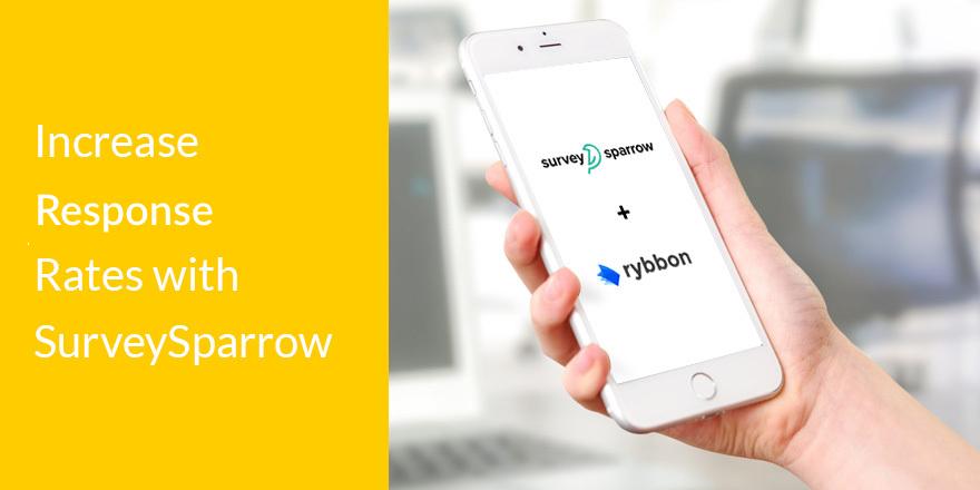 Rybbon Makes SurveySparrow Market Research Incentives Headache-Free