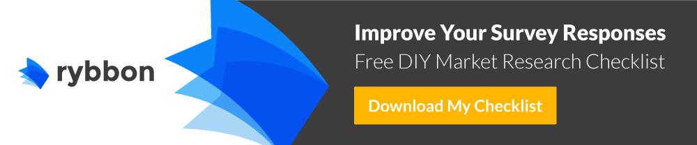 Download our free Survey Optimization Checklist