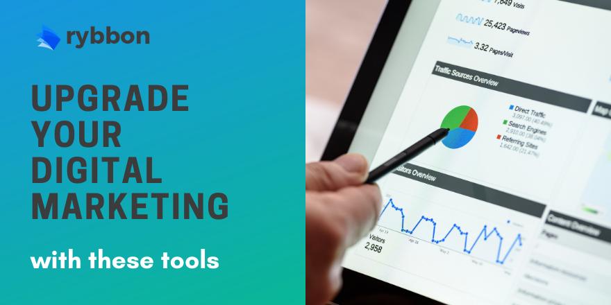 The 'Big List' of Digital Marketing Tools