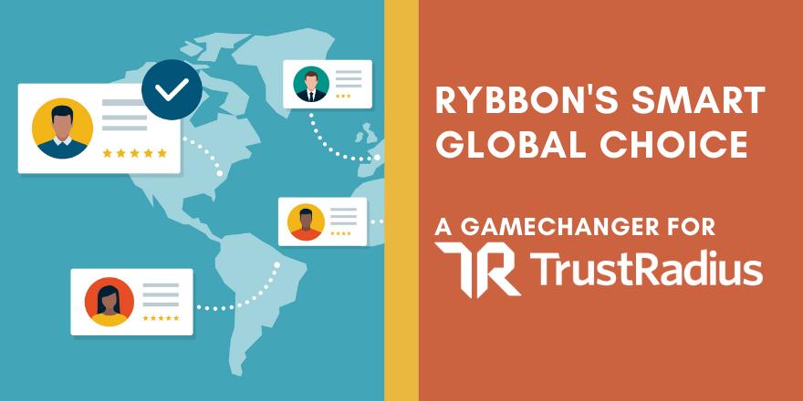 TrustRadius Simplifies Global Rewarding with Rybbon