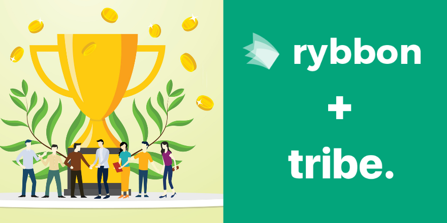 Drive Community Engagement with Rybbon and Tribe