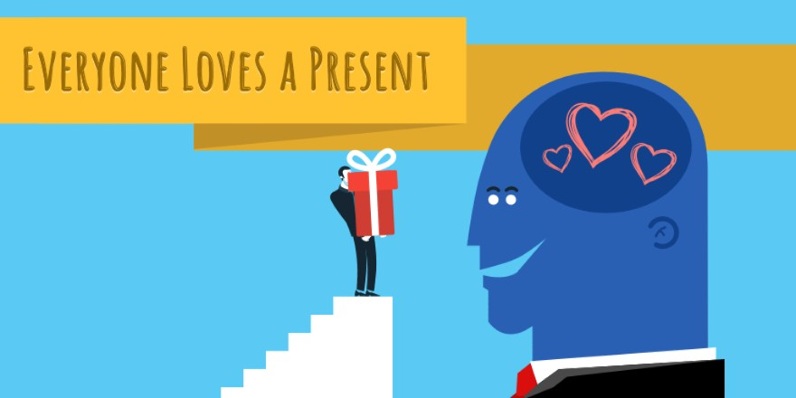 Everyone Loves a Present: 3 Ways To Integrate Gifts into Your Marketing Strategy