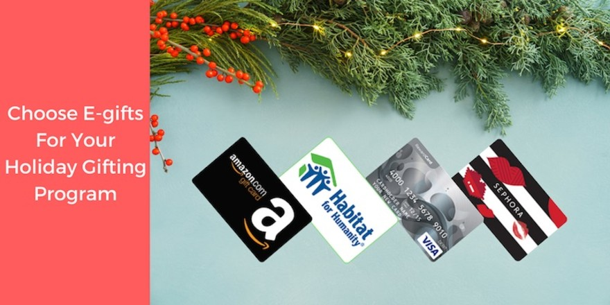 7 Reasons Marketers Should Choose E-Gifts This Holiday Season