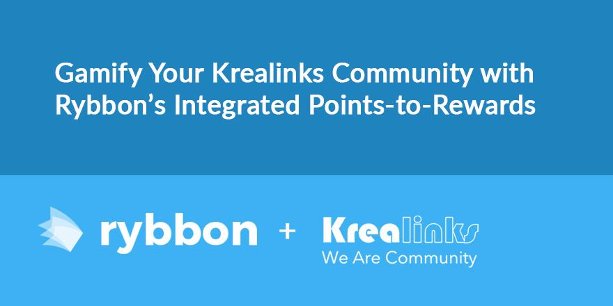 Increase Community Engagement: Krealinks Integrates Points-to-Rewards