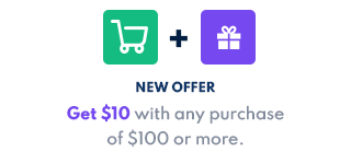 OFFER A COMPELLING REWARD WITH PURCHASE