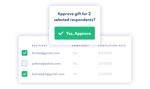 Approval Reviews