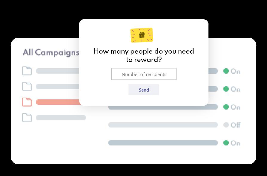 Rewards Caps